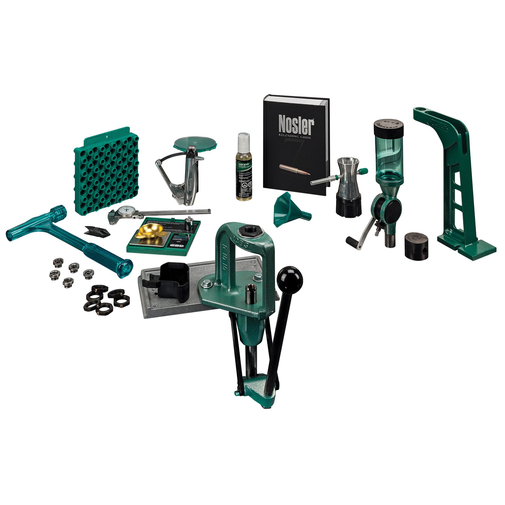 Rcbs Explorer Plus Reloading Kit
