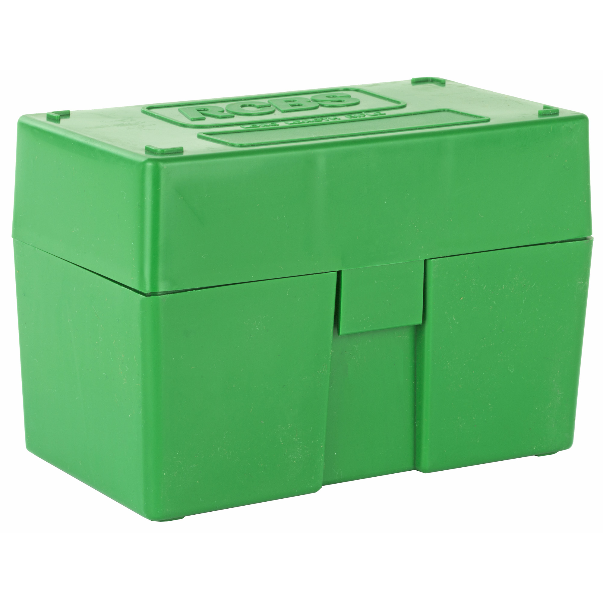 Rcbs Ammo Box Large Rifle Green