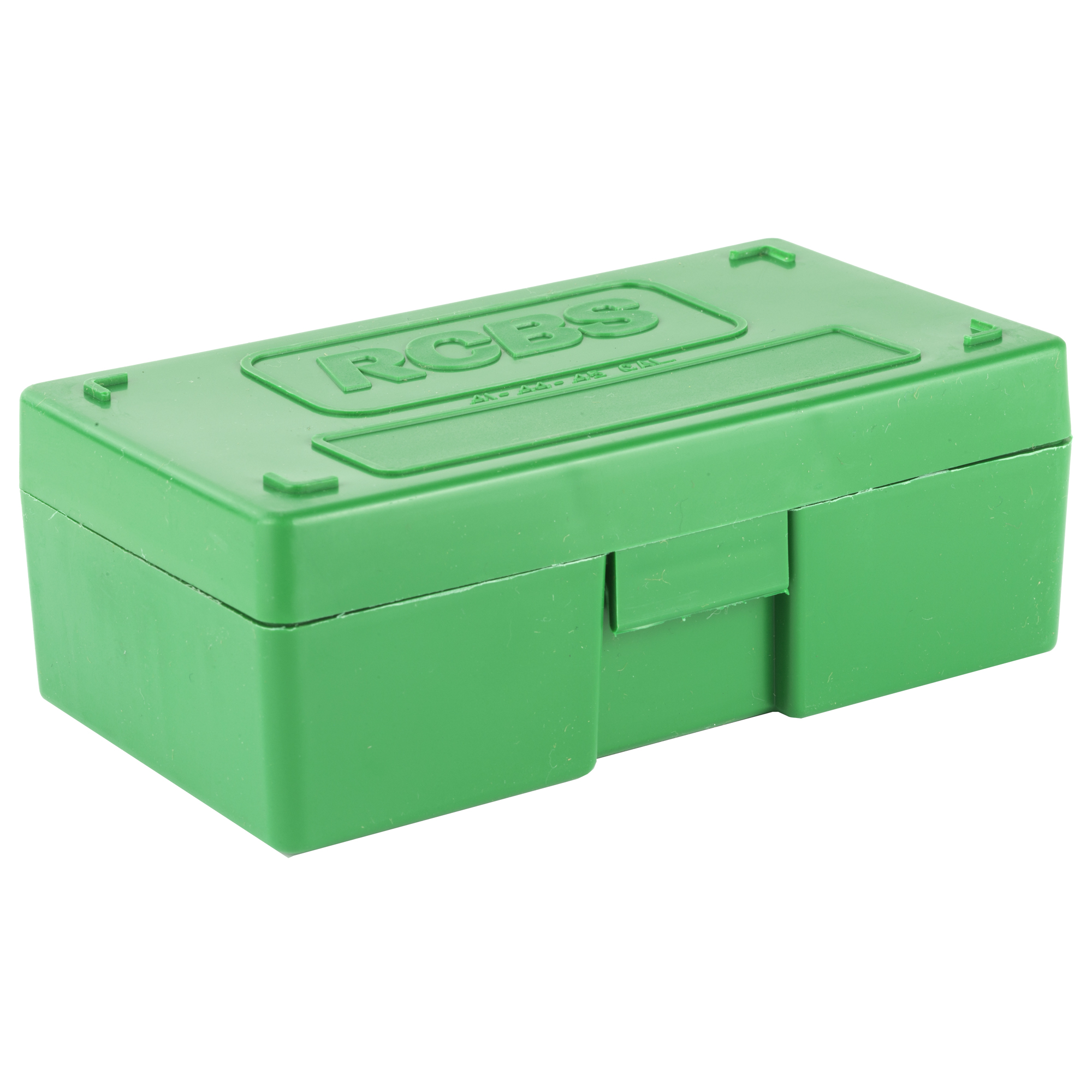 Rcbs Ammo Box Large Pistol Green