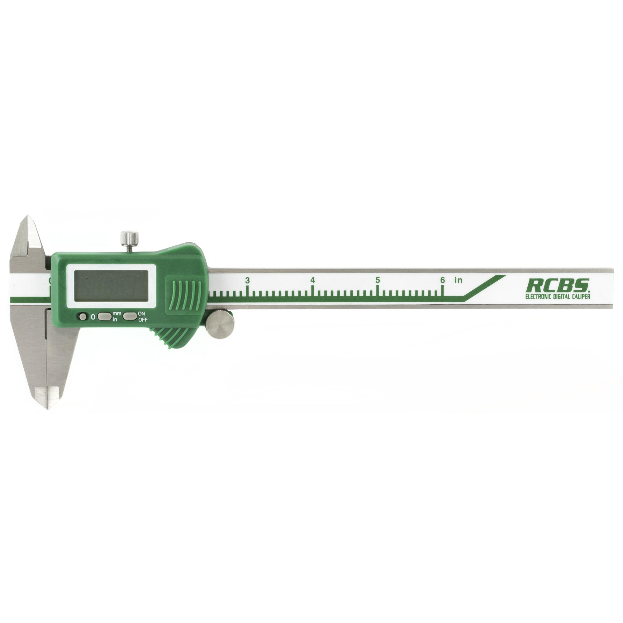"Rcbs Electronic Digital Caliper 0-6"""