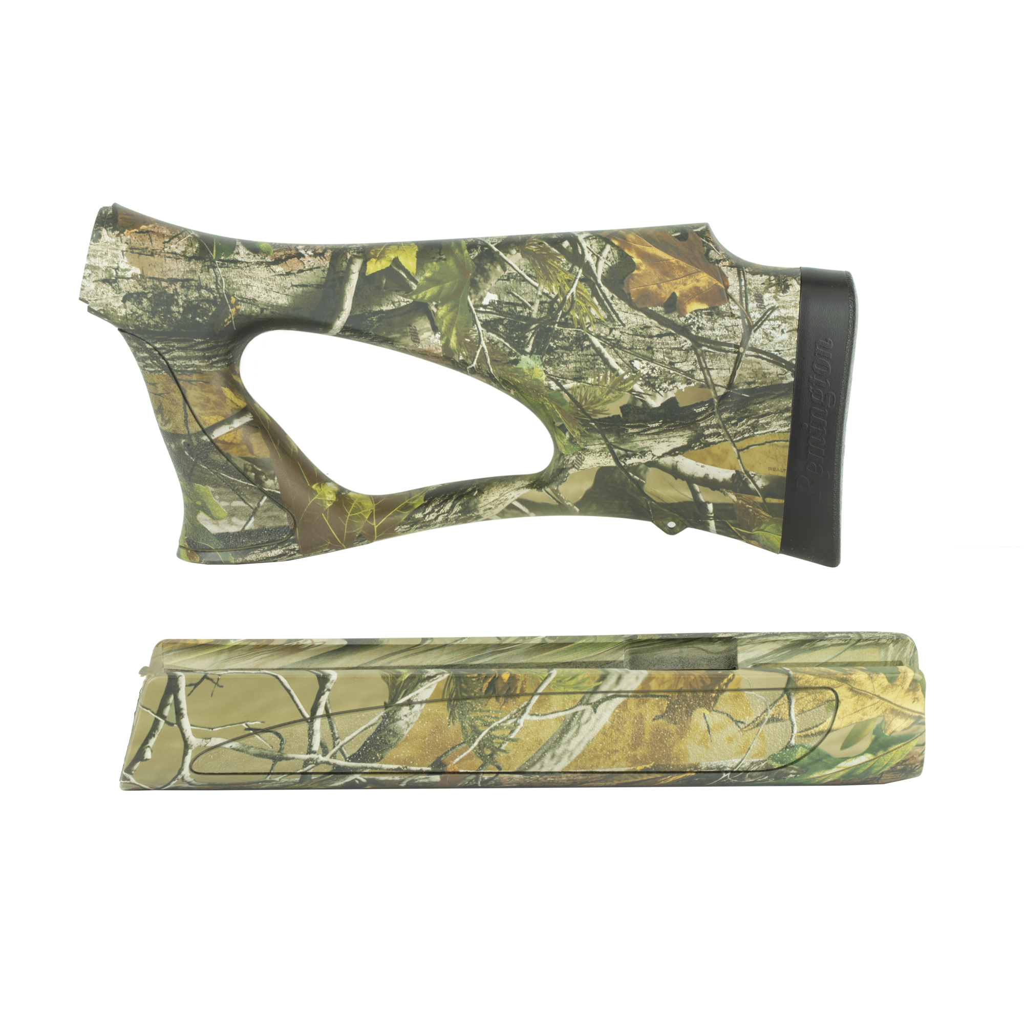 Remington Stock Realtree Hardwood Green Camo M1187 19550 for