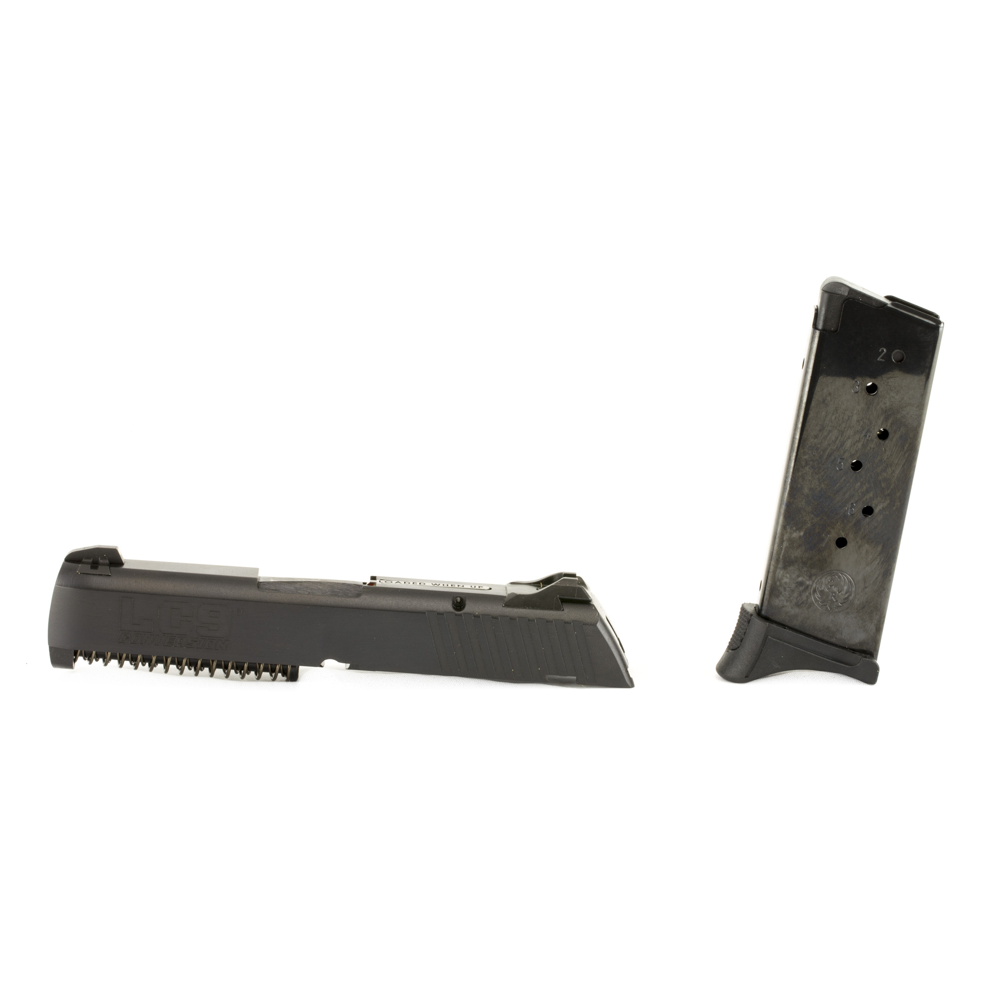 Ruger Lc380 Conv Kit 380 To 9mm