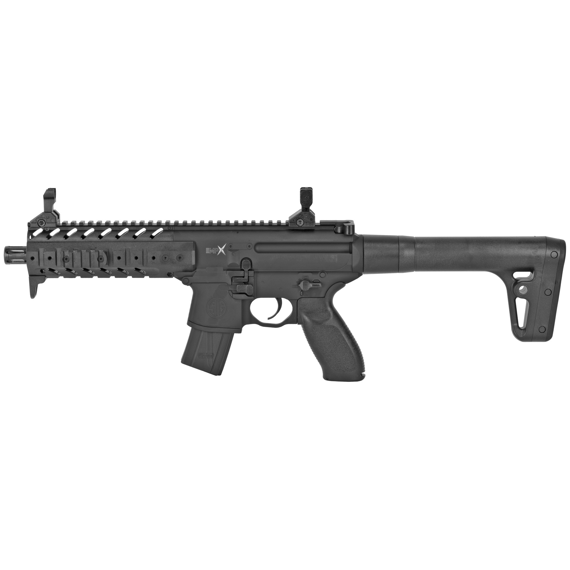 Sig Mpx Air .177 Co2 88g 30rd Blk