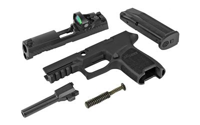 Sig Cal-x Kit P320 Comp Rx 9mm Blk