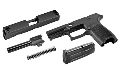 Sig Cal-x Kit P320 Crry 9mm Blk 17rd