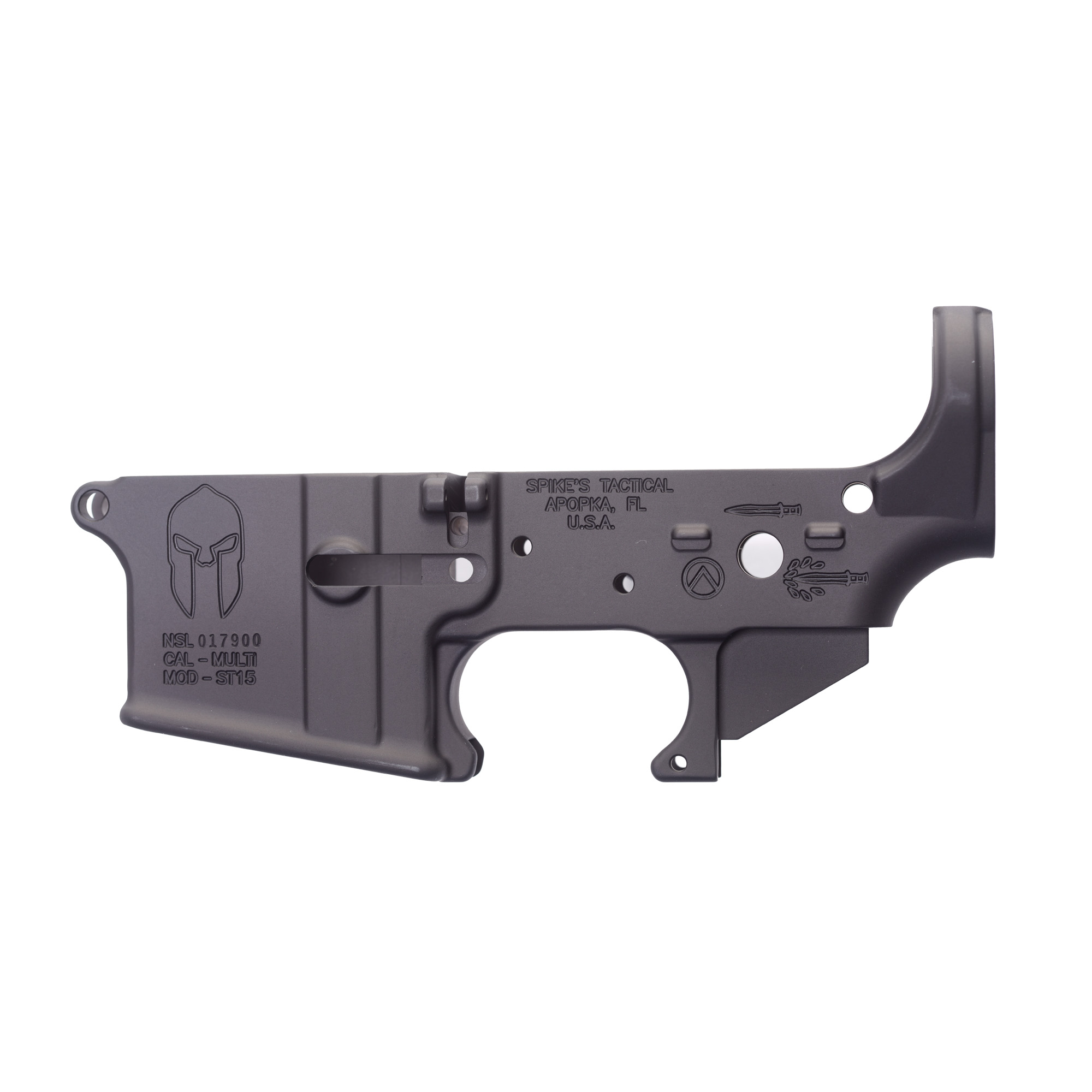 Spikes Stripped Lower (spartan)