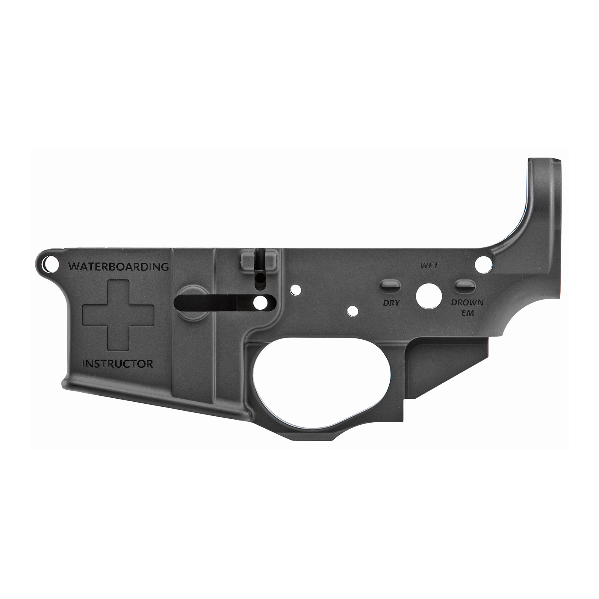 Spikes Stripped Lower (waterbrding)