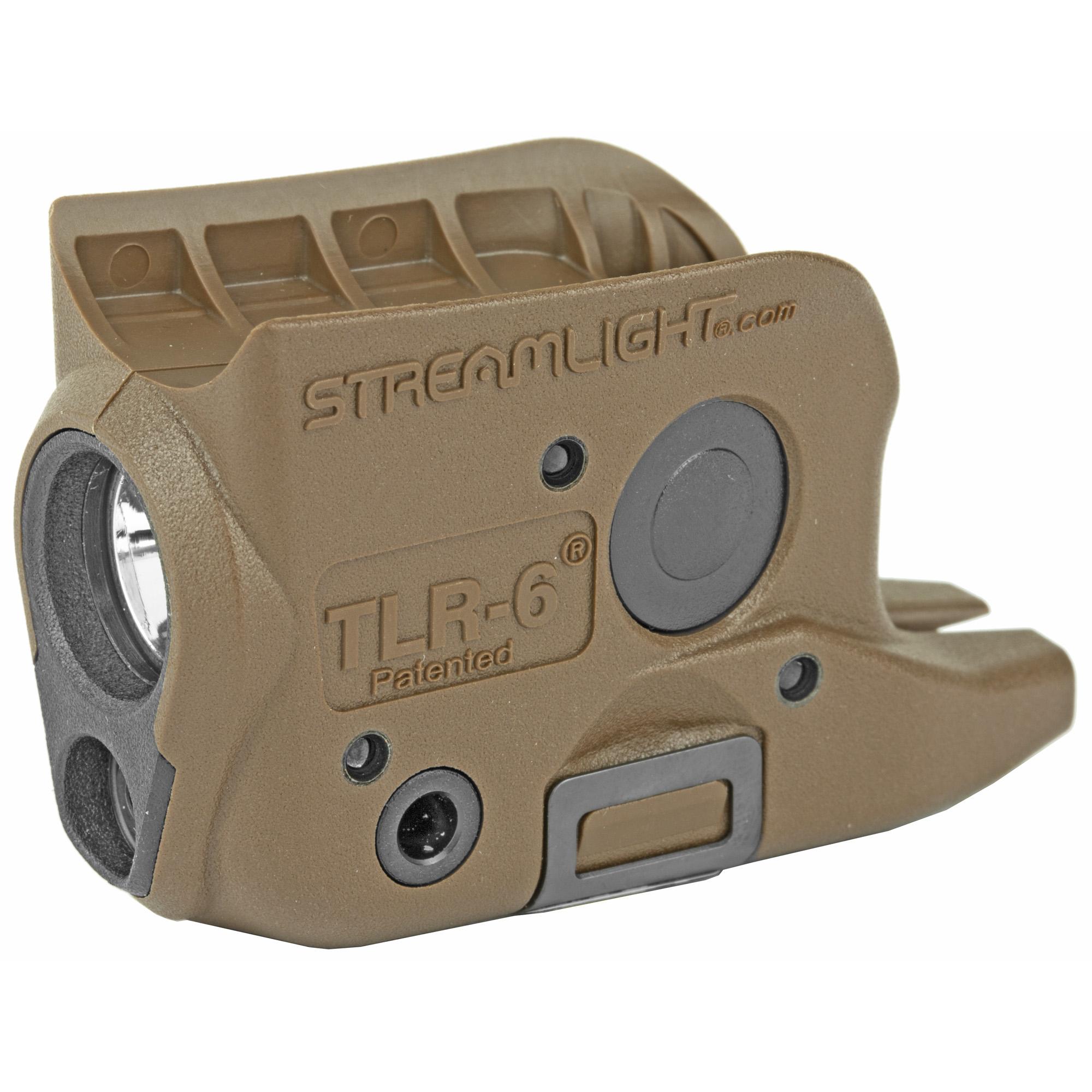 Strmlght Tlr-6 For Glk 42/43 Fdebrwn