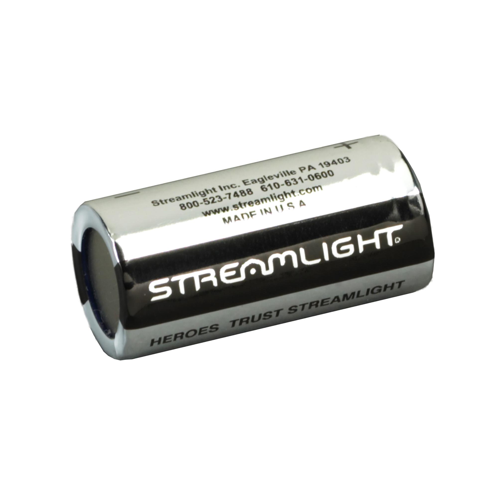 Strmlght 3v Lithium Battery 6/pk