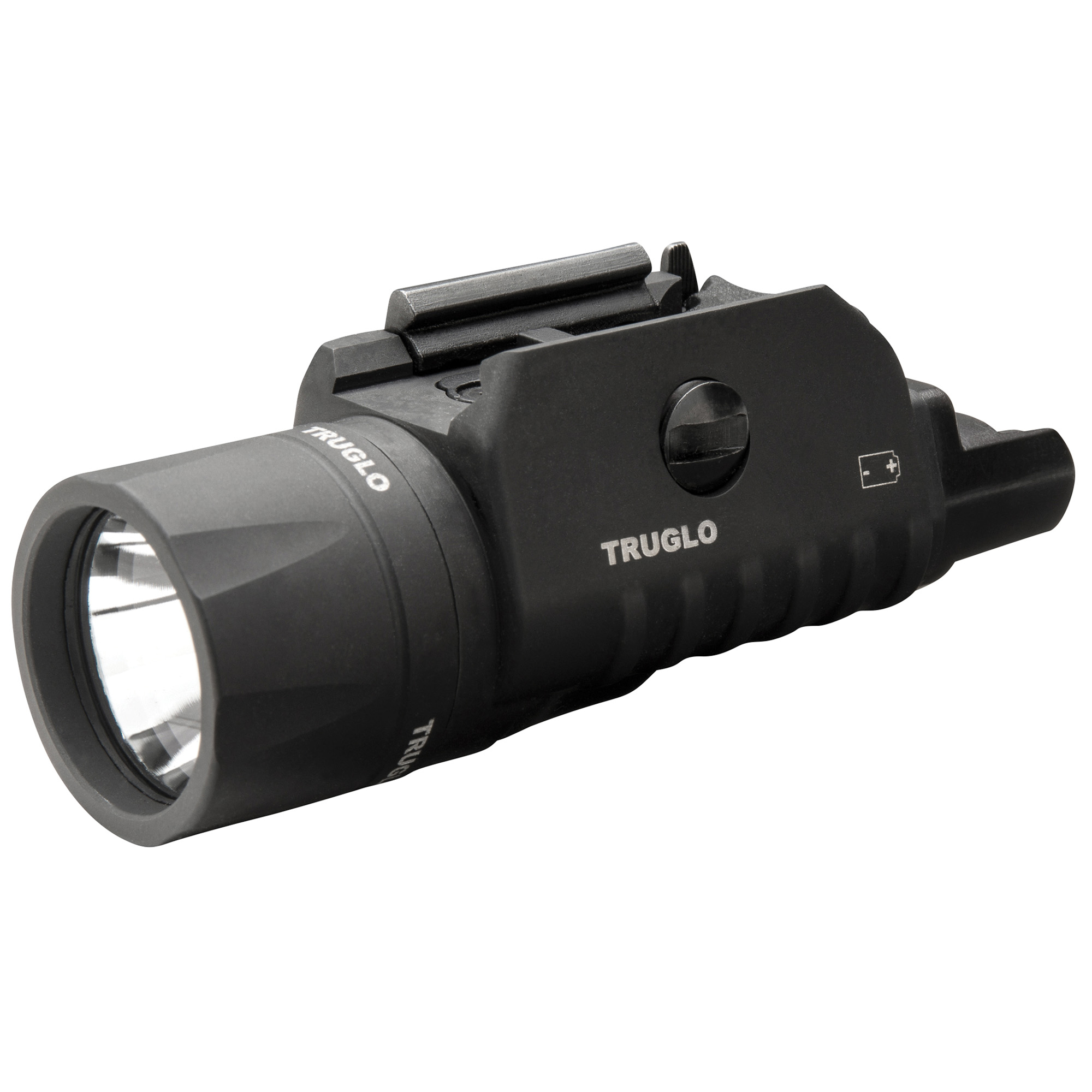 Truglo Tru Point Laser Fits Picatinny Red Finish Quick