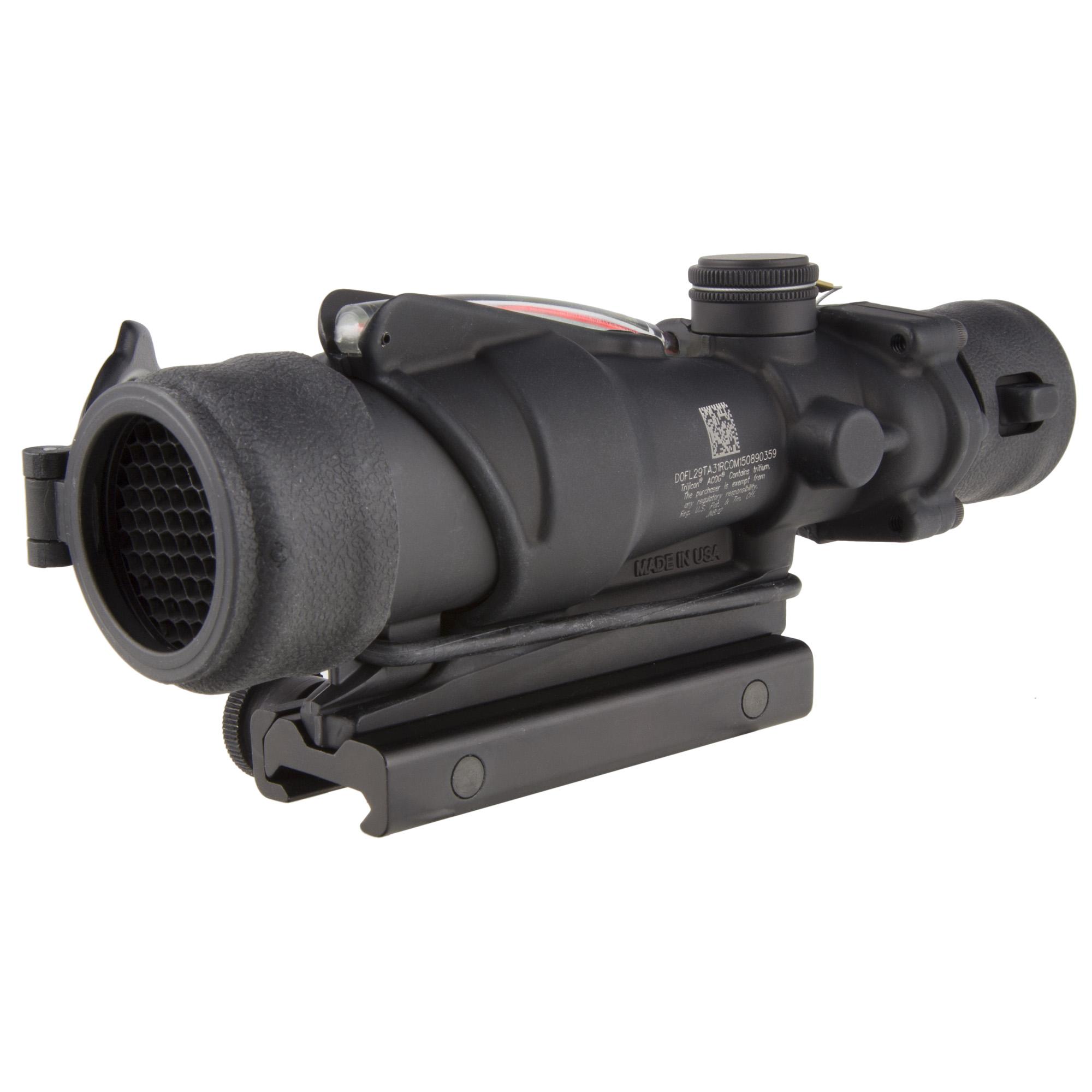 Trijicon Acog Rco 4x32 Red Chv M150