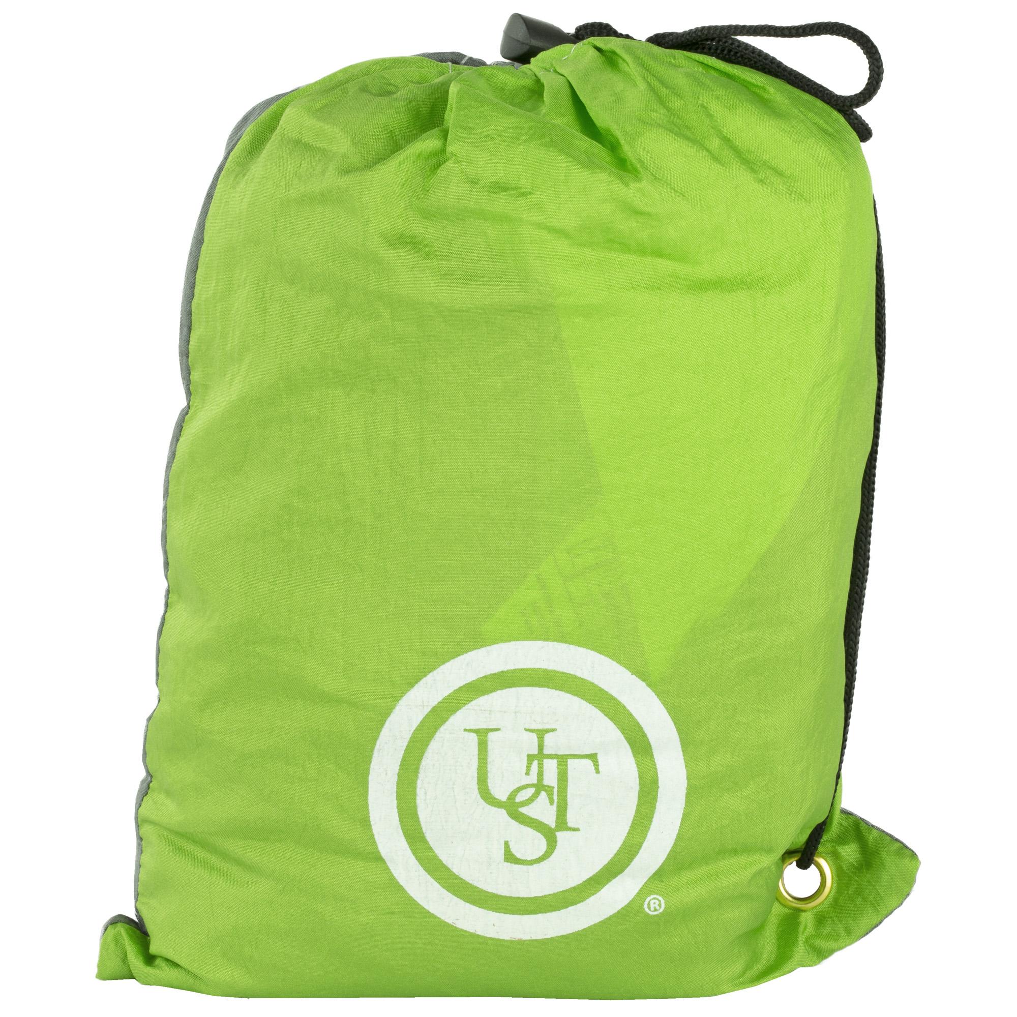 Ust Slothcloth Hammock 1.0  Lime/gry