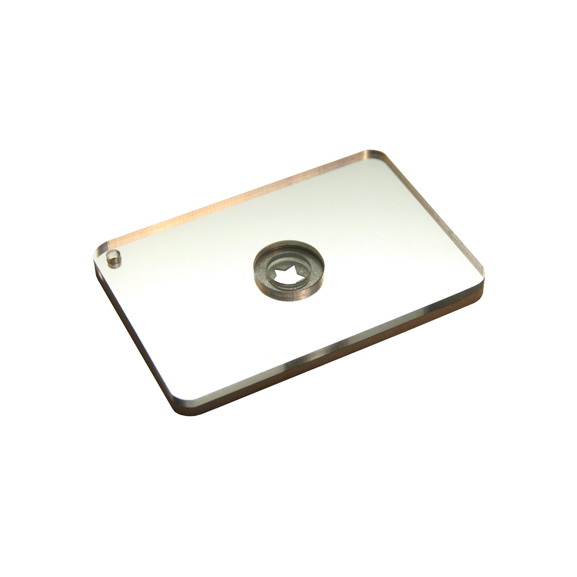 """Ust Starflash Micro Mirror 1.5"""" X 2"""""""