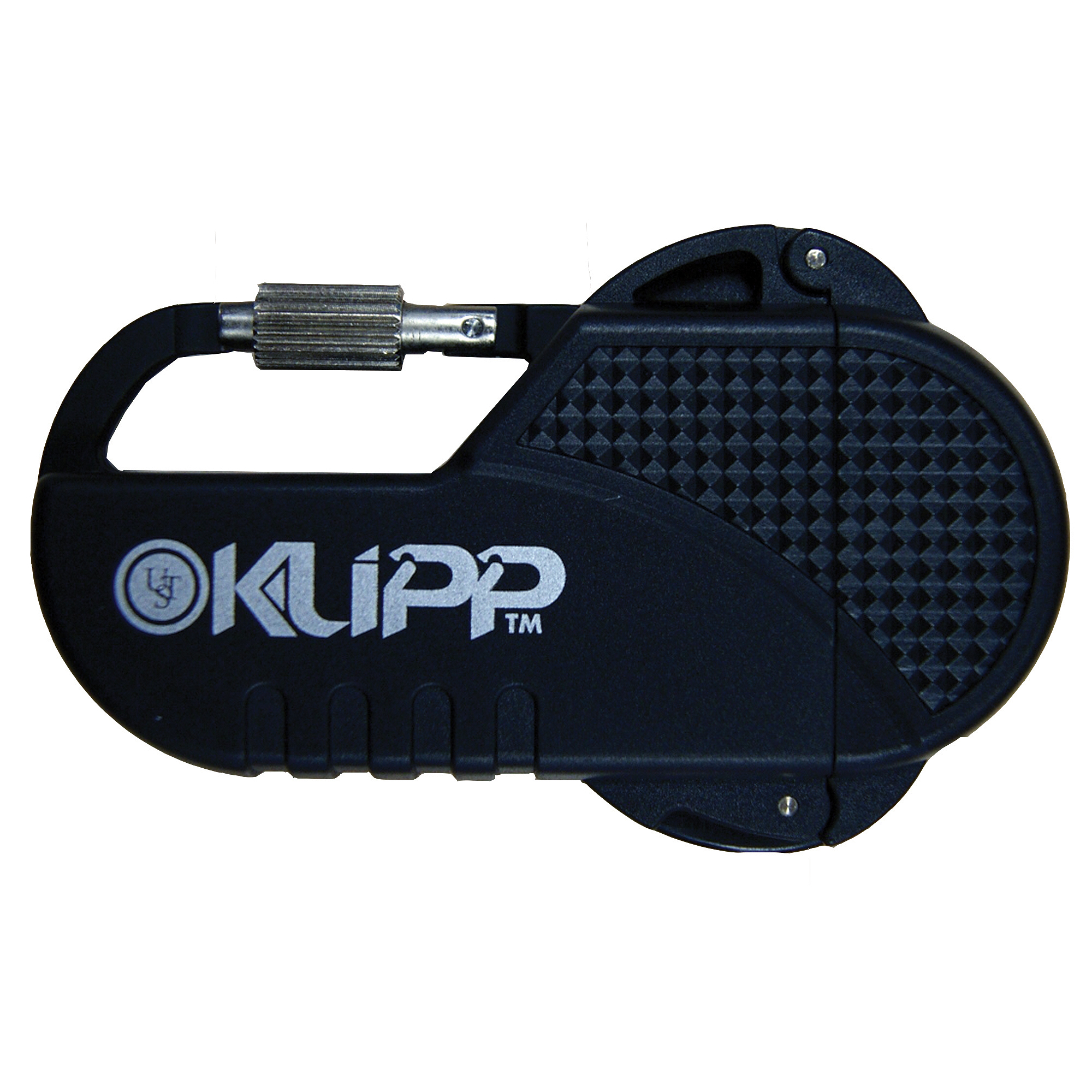 Ust Klipp Lighter Black