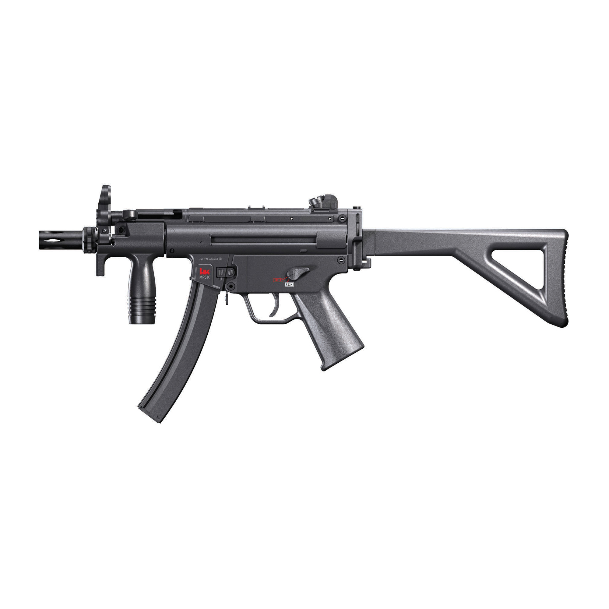 Umx Hk Mp5k-pdw Bb Rfl 400fps