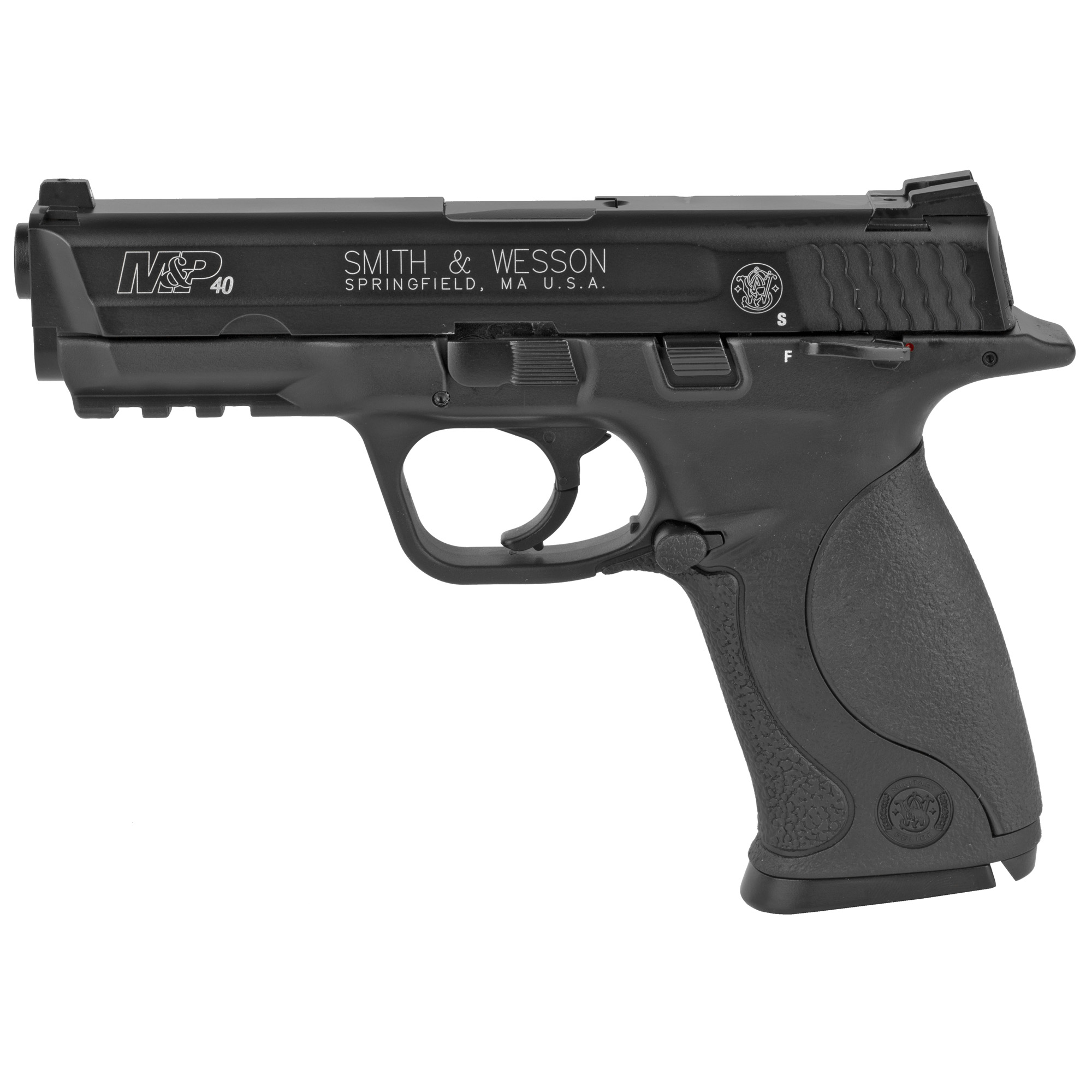 "Umx S&w M&p 177bb 4.25"" Blk Blowback"