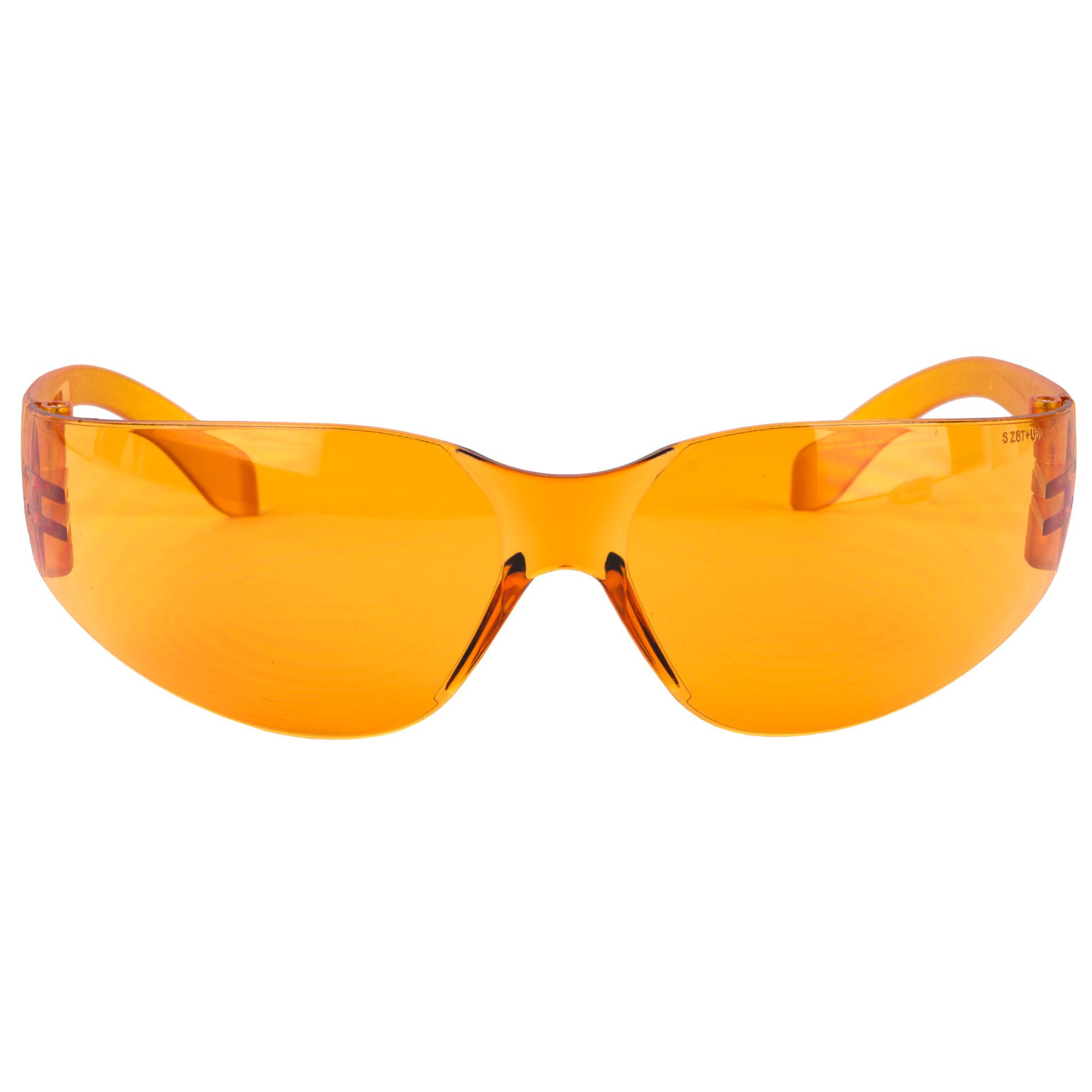 Walkers Wrap Sprt Glasses Ambr