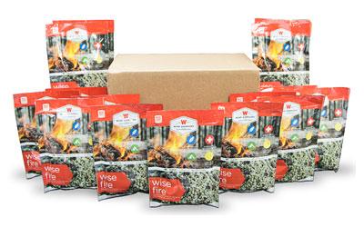 Wise Fire Box 15 Pchs Boils 60 Cups