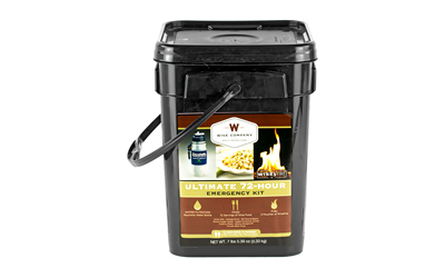 Wise 72hr Ultimate Kit Bucket