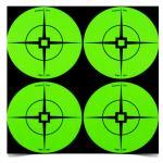 "B/c Target Spots Green 40-3"""