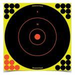 B/c Sht-n-c Rnd Bullseye Tgt ..