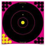 "B/c Sht-n-c Rnd Bullseye Tgt 5-12"" P"
