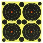 "B/c Sht-n-c Rnd Bullseye Tgt 48-3"""