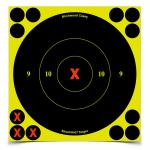 "B/c Sht-n-c Rnd X-bullseye Tgt 60-6"""