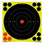 "B/c Sht-n-c Rnd Bullseye Tgt 30-8"""