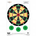 B/c Pregame Shotboard Tgt 8-12x18