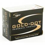 Spr Gold Dot 357sig 125gr Hp 20/500