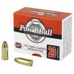 Corbon Powrball 32acp 55gr 20/500