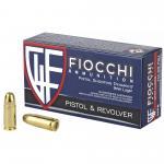 Fiocchi 9mm 124gr Fmj 50/1000
