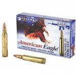 Fed Am Eagle 223rem 55g Fmjlc 20/500