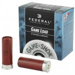"Fed Game Load 12ga 2 3/4"" #6 25/250"