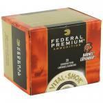 Federal Vital-shok, 460 S&w, 275 Grain, Barnes Expander, Lead Free, 20...