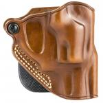 Galco Speed Pdl Ruger Lcr Rh Tan