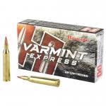 Hornady Hunting, 220 Swift, 55 Grain, V-max, 20 Round Box 8324...