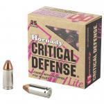 Hrndy 9mm 100gr Ftx Cd Lite 25/250