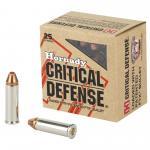 Hornady Critical Defense 38 Special 110gr Hollow Point 25 250 90310