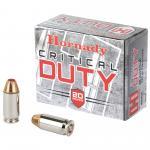 Hrndy 45acp +p 220gr Crt Duty 20/200