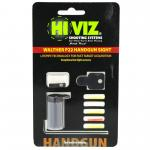 Hi-viz Interchangeable Sight, Fits Walther P22, Front Only Wal2012...