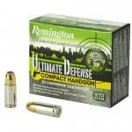Rem Cmp Def 9mm 124gr Bjhp 20/500