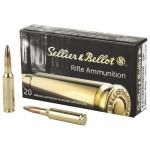 S&b 6.5creed 140gr Sp 20/500