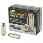 Sig Ammo 10mm 180gr Jhp 20/200