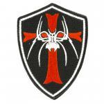 Spikes Spider Patch Crusader