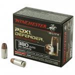 Win Defender 380acp 95gr Jhp 20/200
