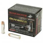 Win Defender 38spl+p 130g Jhp 20/200