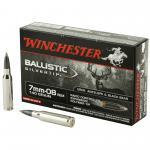 Win Ballistic Tip 7mm-08 140gr 20/