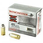 Win Sprx Silvertip 45acp 185gr 20/